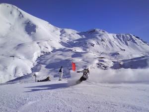 Vámonos a esquiar