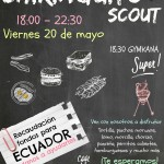 Chiringuito scout 2016
